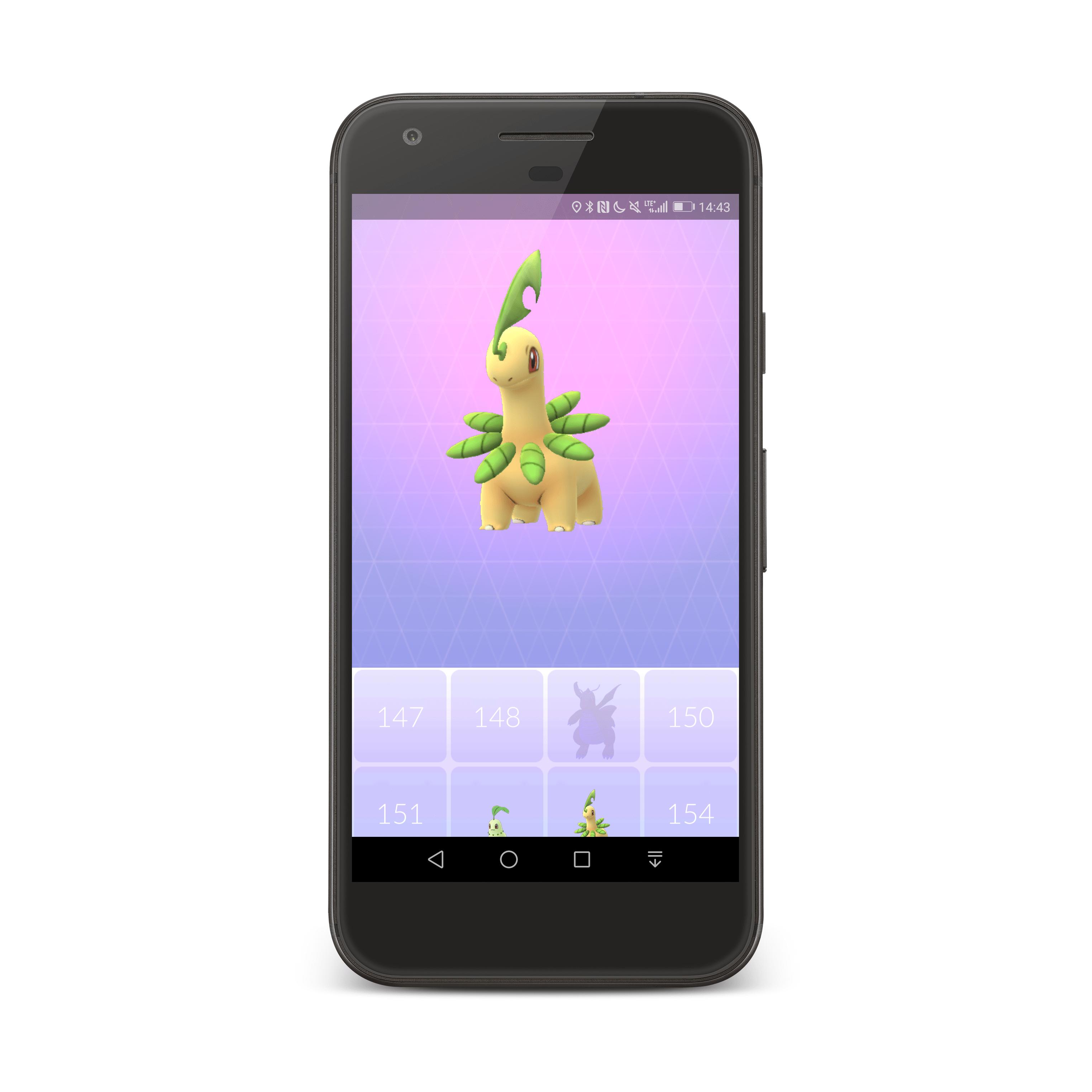 Pokemon go - boss