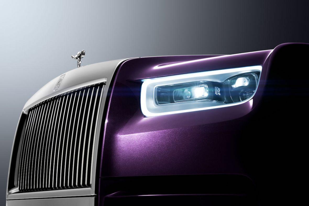 Oto Nowy Rolls Royce Phantom Najcichszy I Najbardziej Luksusowy Pojazd Wiata