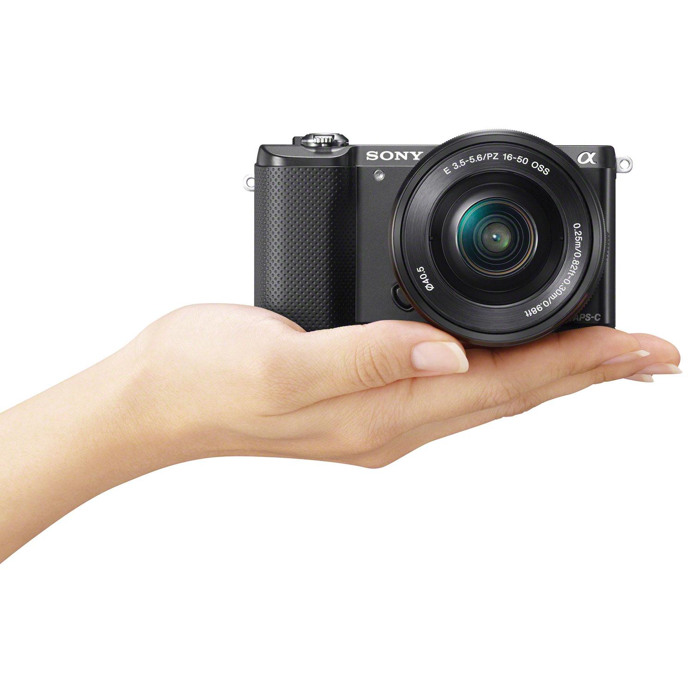 Sony A5000 - jaki aparat do 1500 zł?