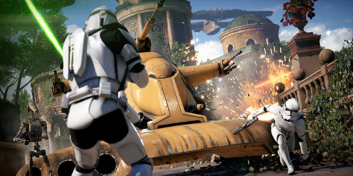 star wars battlefront ii 2 public beta ps4