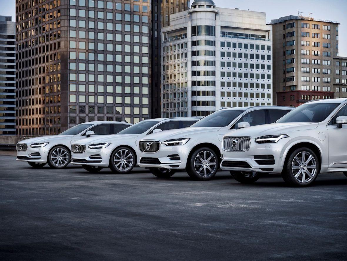 Odważny ruch Volvo. Od 2019 roku koniec z klasycznymi silnikami spalinowymi w nowych modelach