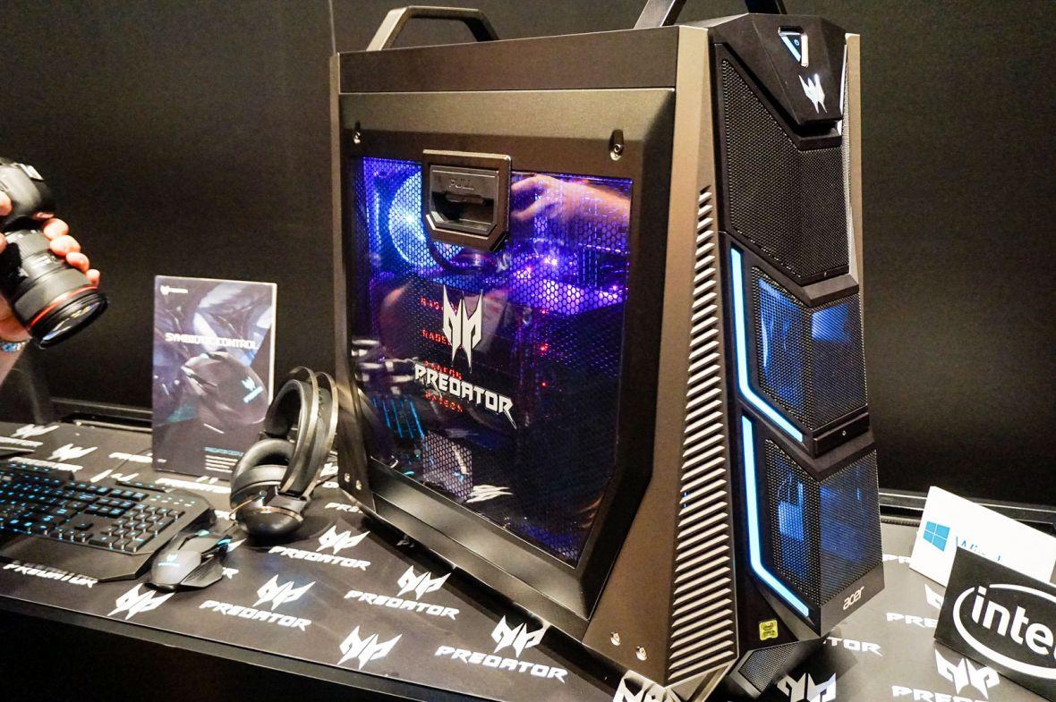 Acer prezentuje swojego najpotężniejszego PC. Predator Orion 9000 to bestia w cenie samochodu