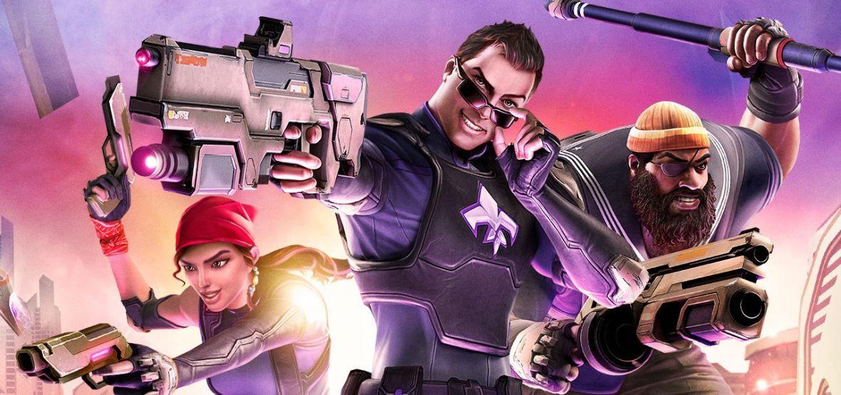 Gdyby GTAV miało dziecko z komiksowym G.I. Joe, byłoby to Agents of Mayhem – recenzja Spider's Web