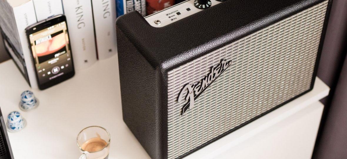 Głośnik dla tych, którym w duszy grają gitary. Fender Monterey – recenzja Spider's Web