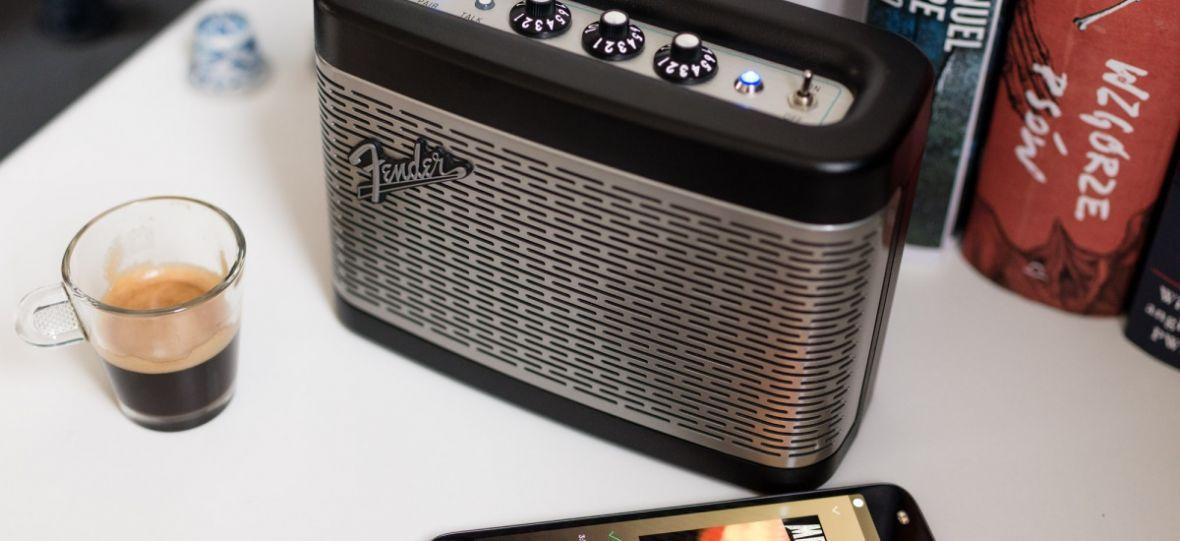 Ten głośnik ma w sobie analogowy czar. Fender Newport – recenzja Spider's Web
