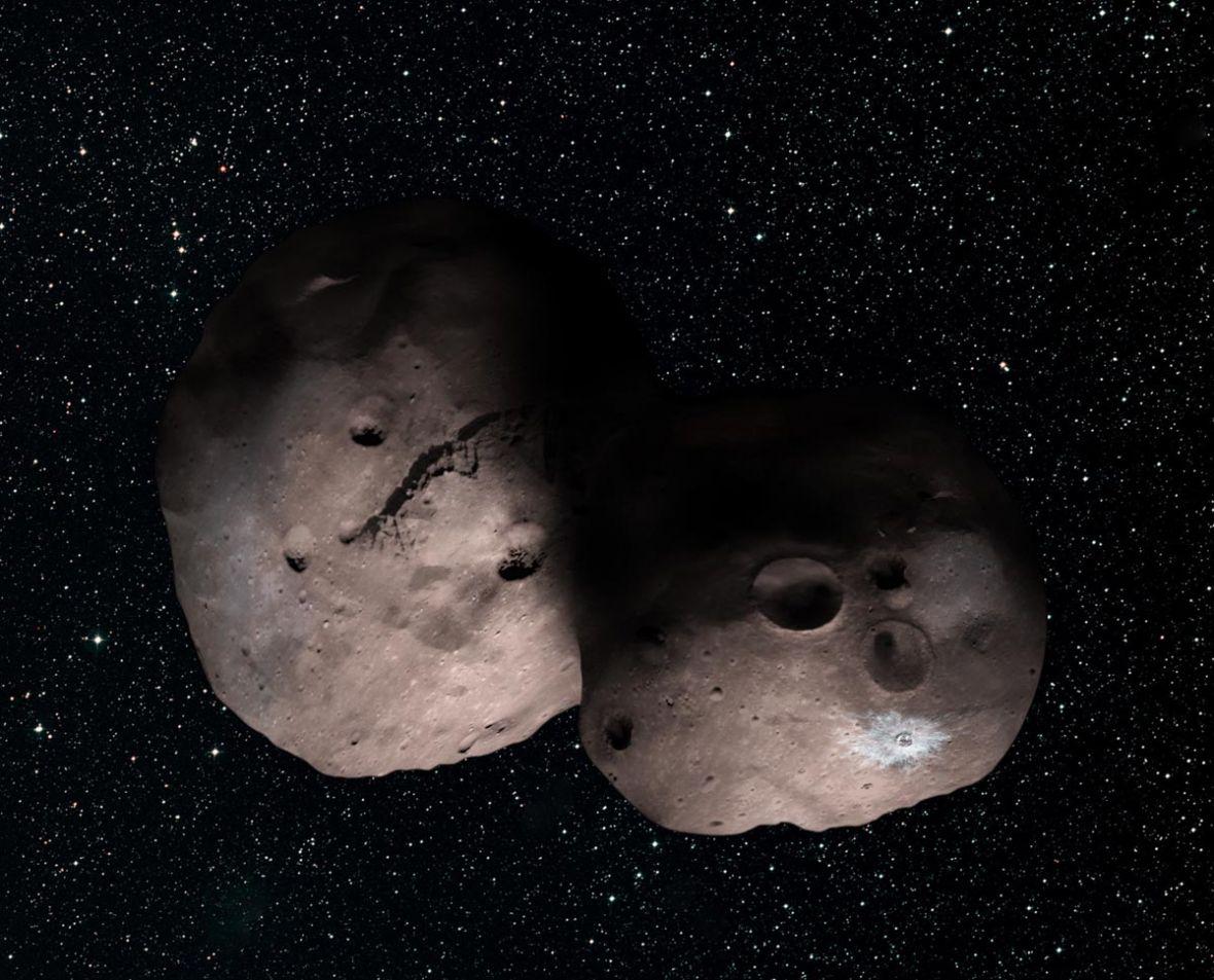 Planetoida MU69 doczekała się nazwy przed wizytą sondy New Horizons. Przywitajcie Ultima Thule