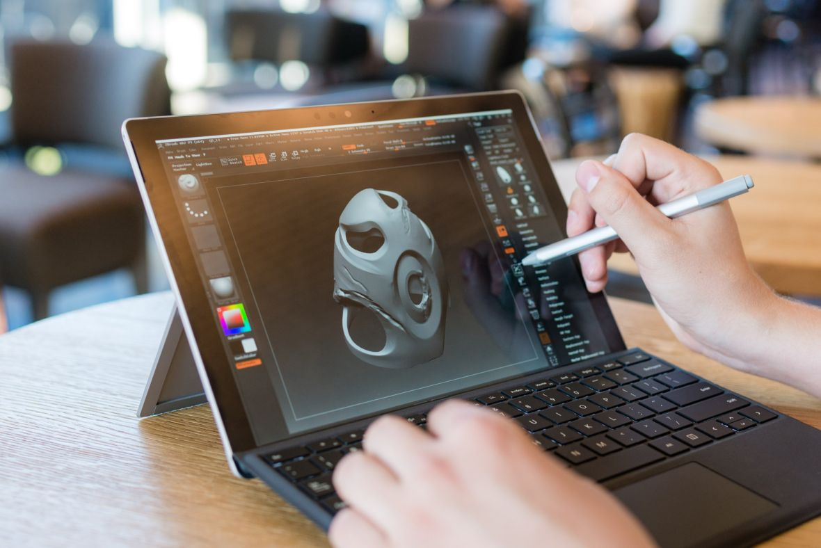 Artyści, pióra w dłoń. Jest Surface Pro do zgarnięcia