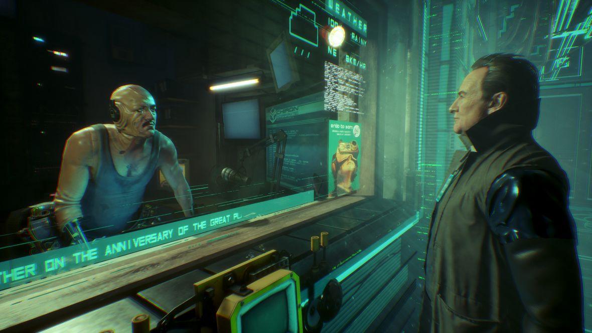 Observer to cyberpunkowy thriller, którym polski Bloober Team przechodzi do pierwszej ligi twórców gier