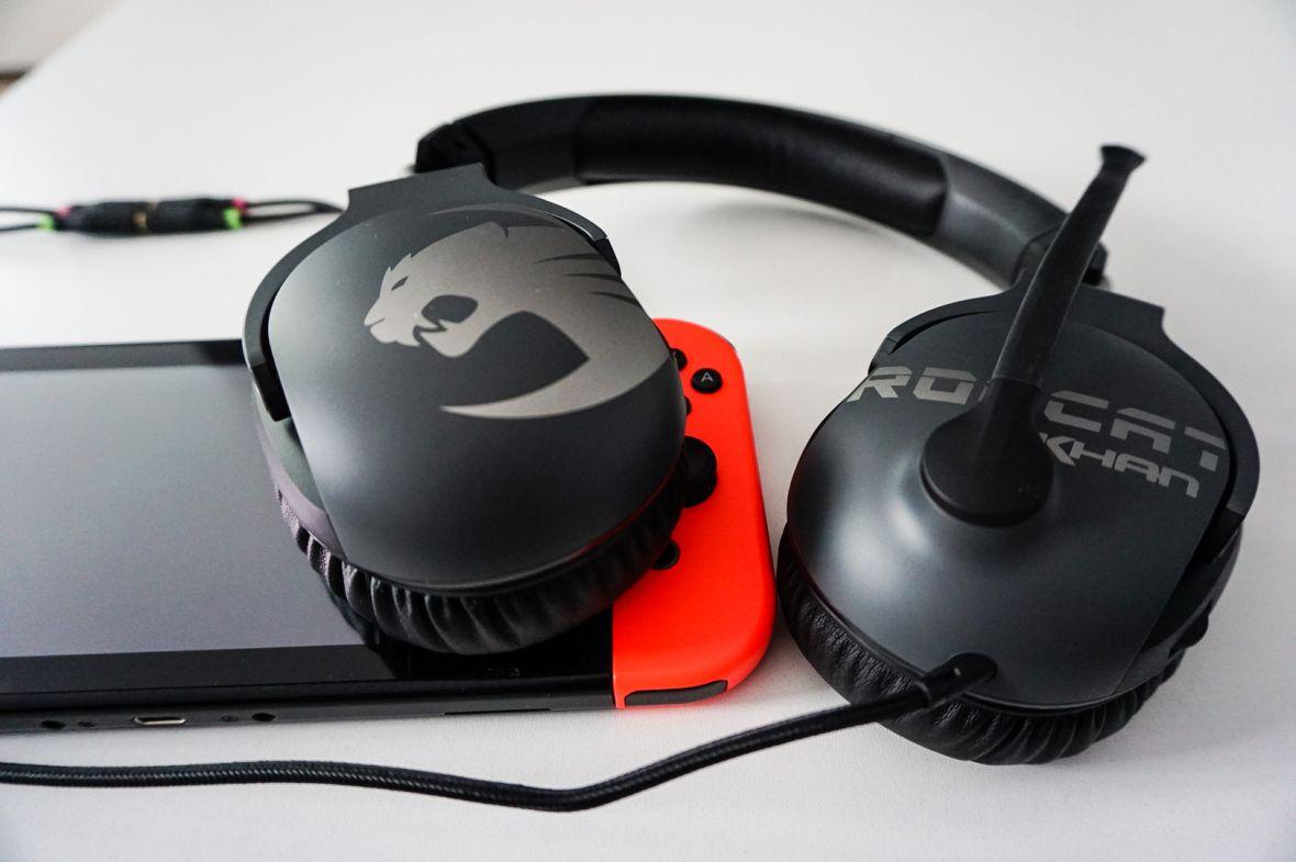 653d5f12075 Pierwszy zestaw słuchawkowy dla graczy z certyfikatem Hi-Res Audio. Roccat  Khan Pro –