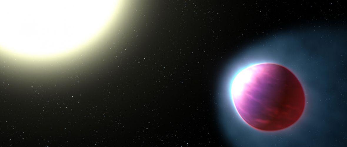 Nie tylko planety Układu Słonecznego mają stratosferę. Ma ją też planeta odległa o… 880 lat świetlnych
