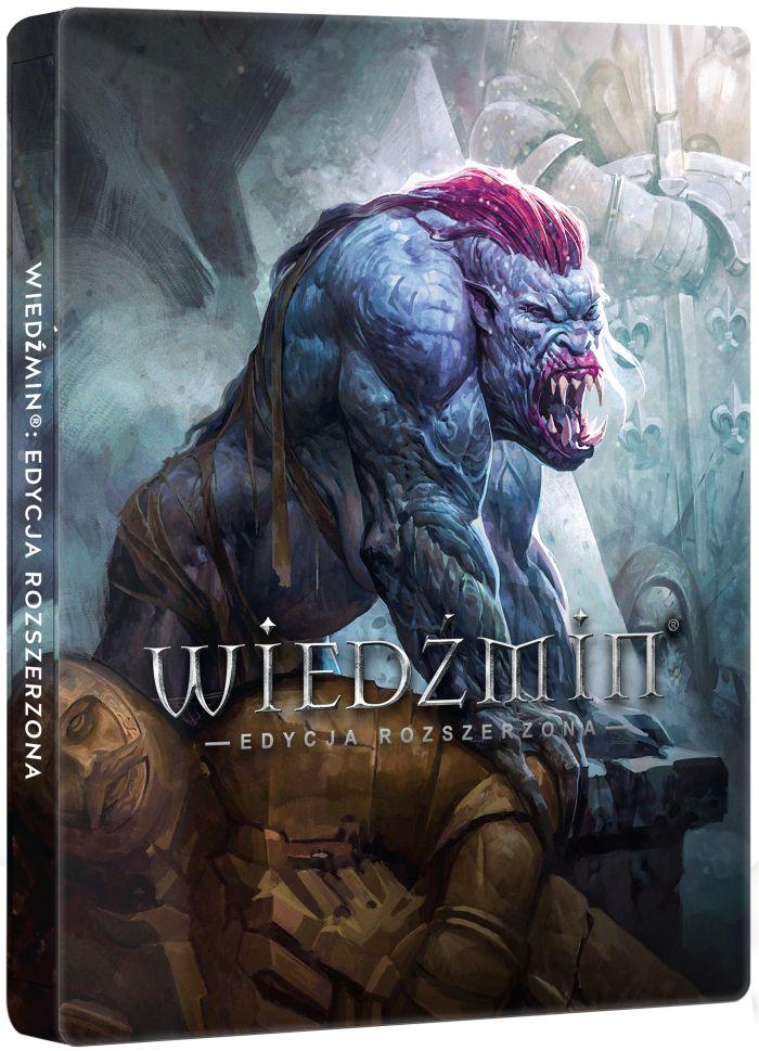 Już niebawem pierwsza część gry Wiedźmin skończy dokładnie 10 lat. Z tej okazji wydana zostanie edycja kolekcjonerska tego tytułu.