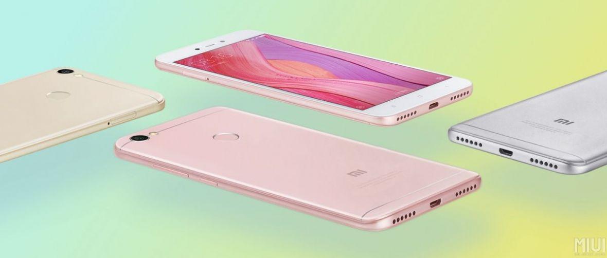 Ten smartfon będzie sprzedażowym hitem. Oto Xiaomi Redmi Note 5A
