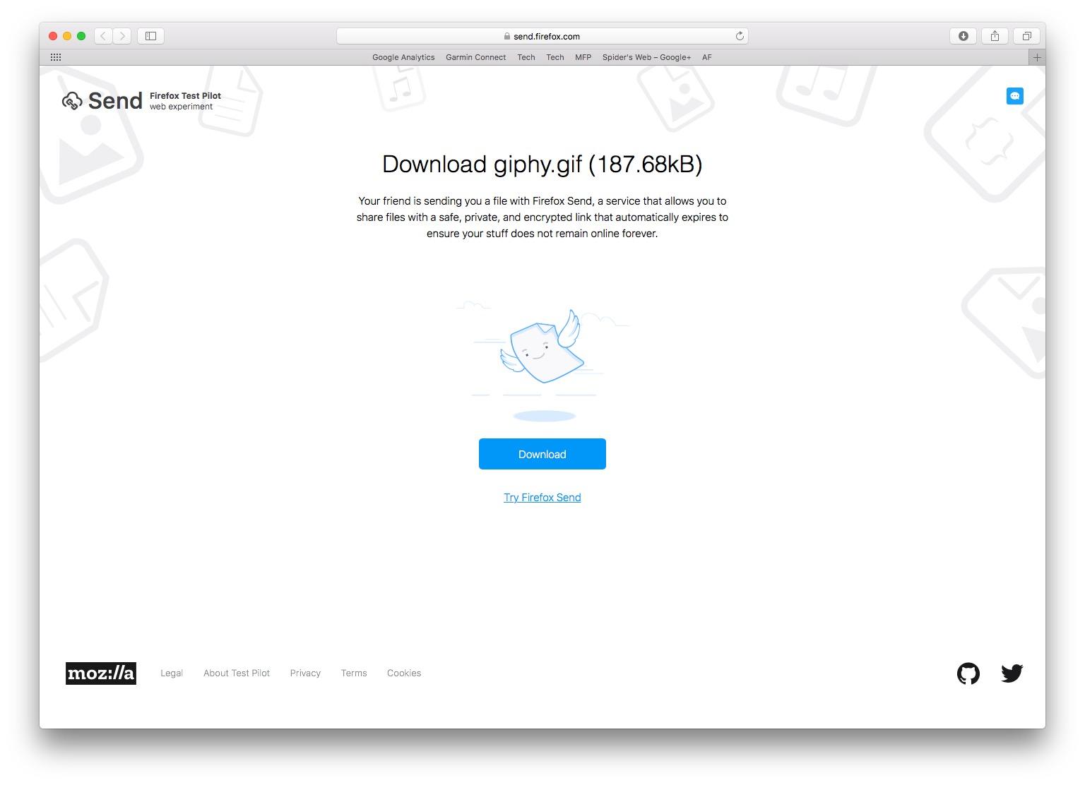 Jak wysłać duży plik za darmo? Można skorzystać z Send Firefox