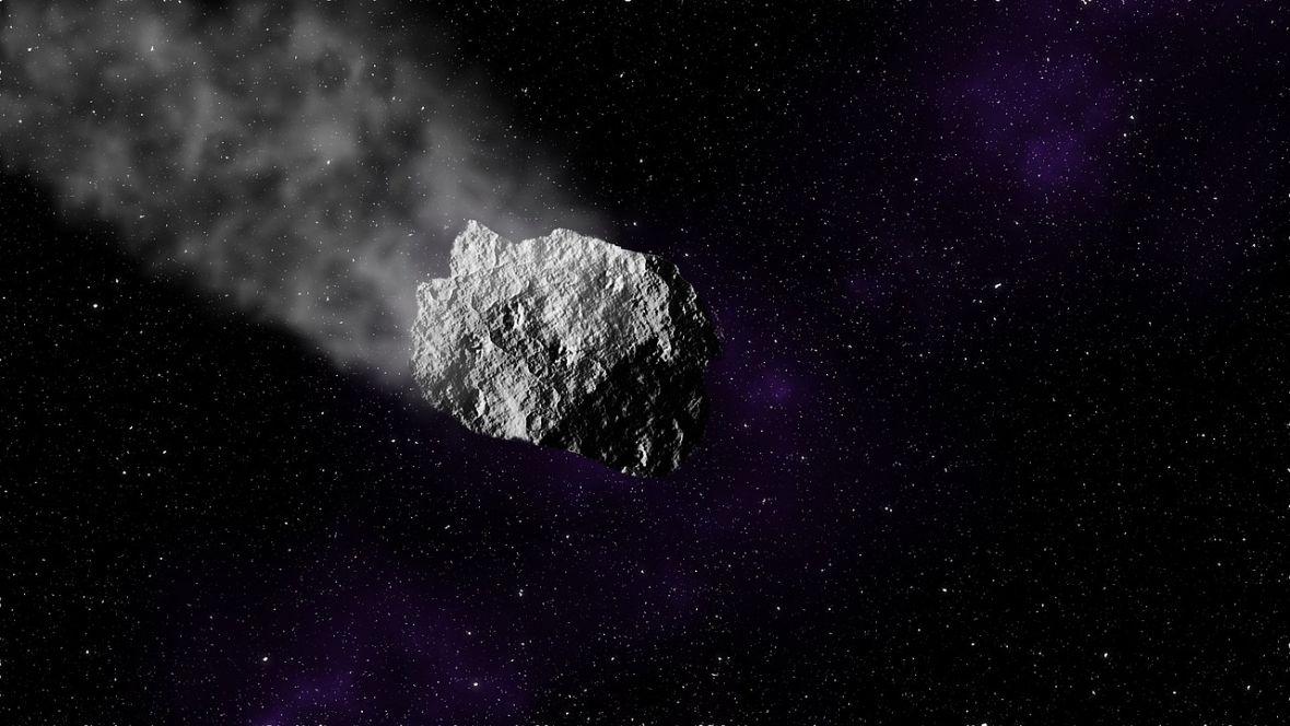 Planetoida Florence zmierza w kierunku Ziemi. Na szczęście nie ma powodu do obaw