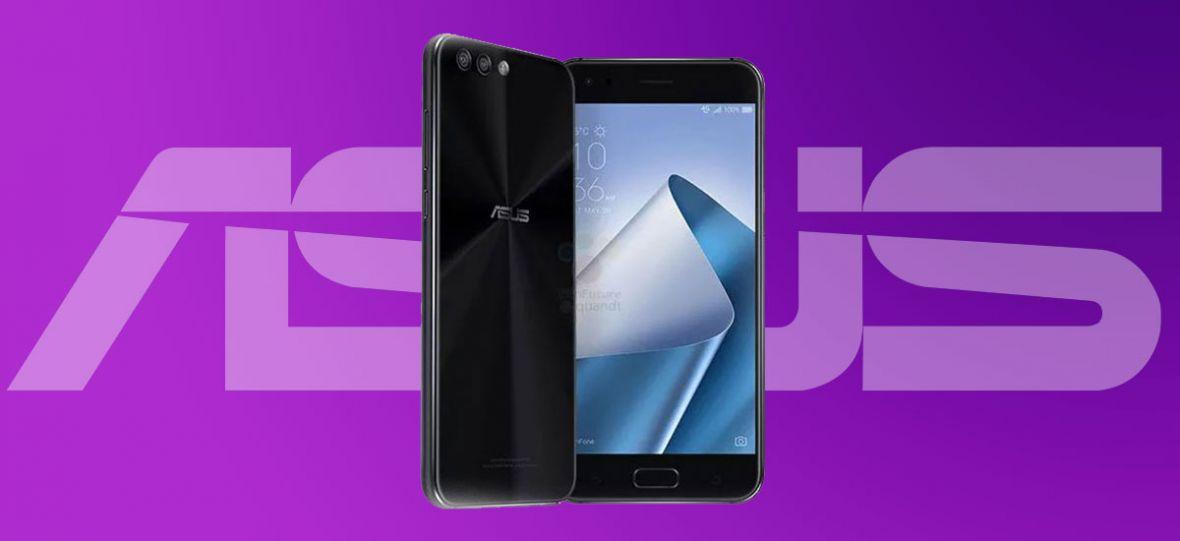 Asus niechcący zaprezentował cztery nowe Zenfony. Przed premierą