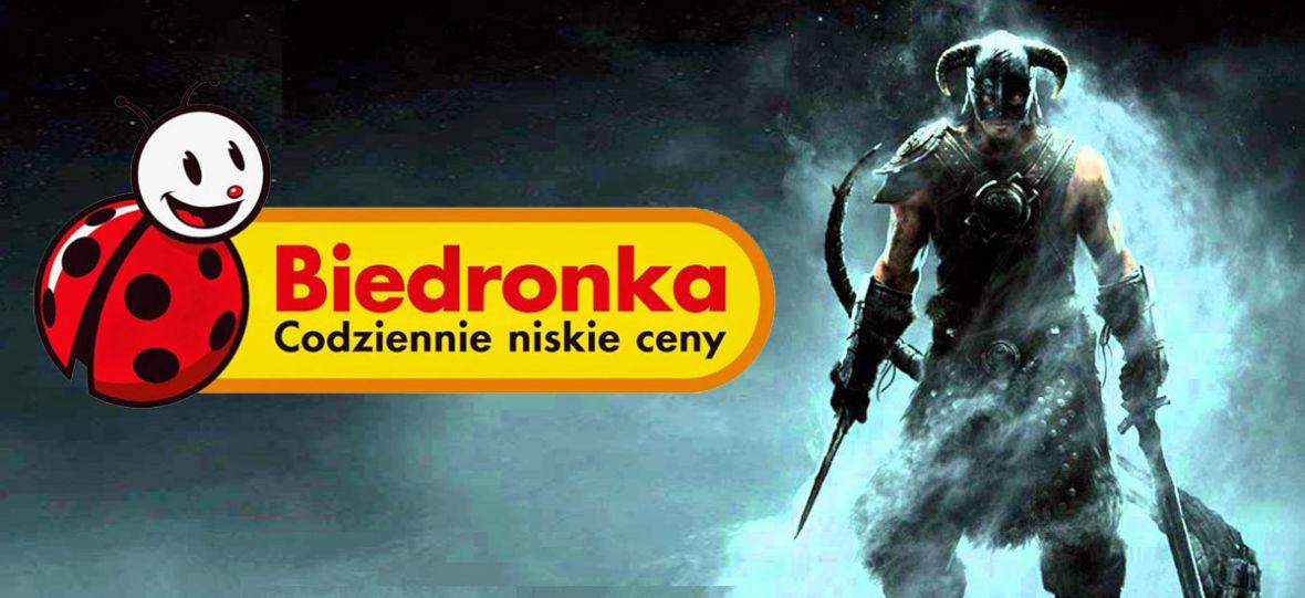 Rusza wielka promocja – w Biedronce pojawią się tanie gry na PC i konsole