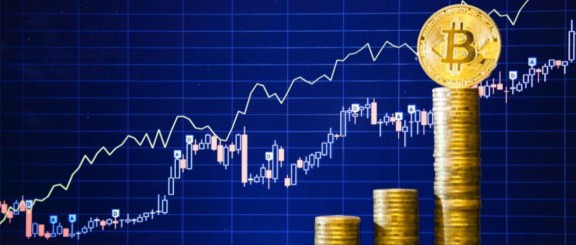 Kurs bitcoina w ciągu roku wzrósł aż 14-krotnie. Cena przekroczyła właśnie 10 tys. dol.
