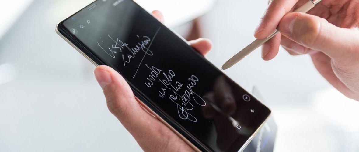 Przepiękny olbrzym. Samsung Galaxy Note 8 w naszych rękach