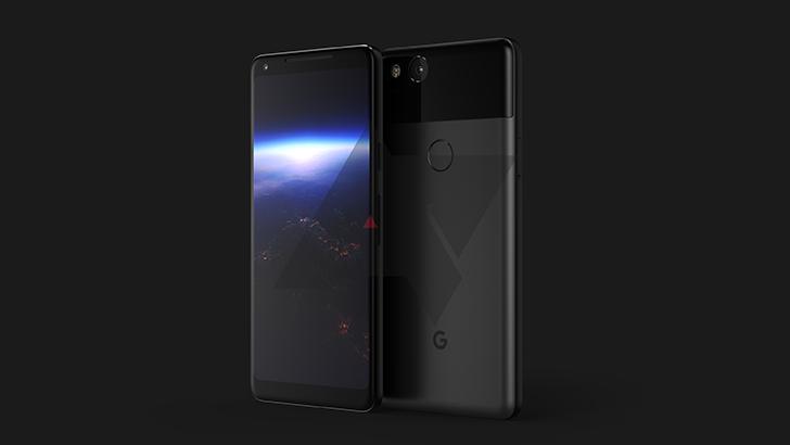 google pixel 2 data premiery