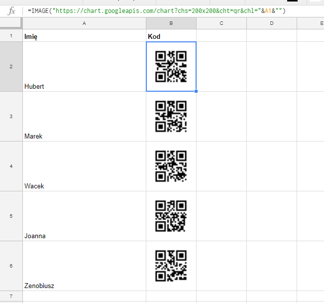 Arkusze google 5 sztuczek o ktrych nie miae pojcia fusion tables do prezentacji danych ccuart Gallery
