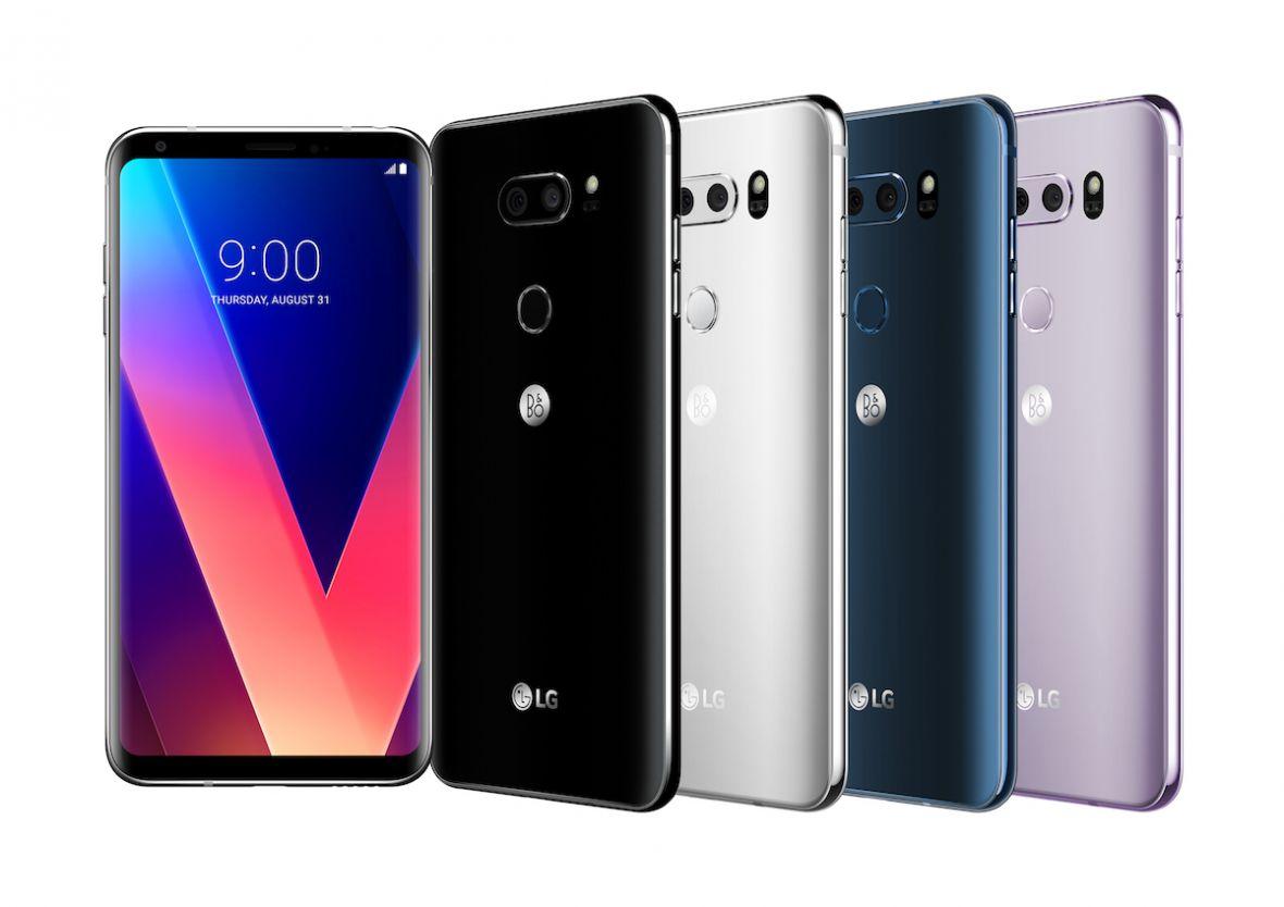 LG V30 oficjalnie. Ma być czymś więcej niż sztandarowym smartfonem