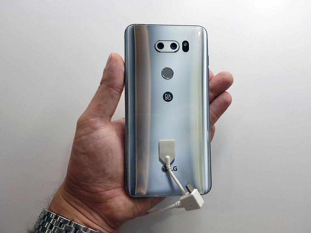 LG V30 wrażenia