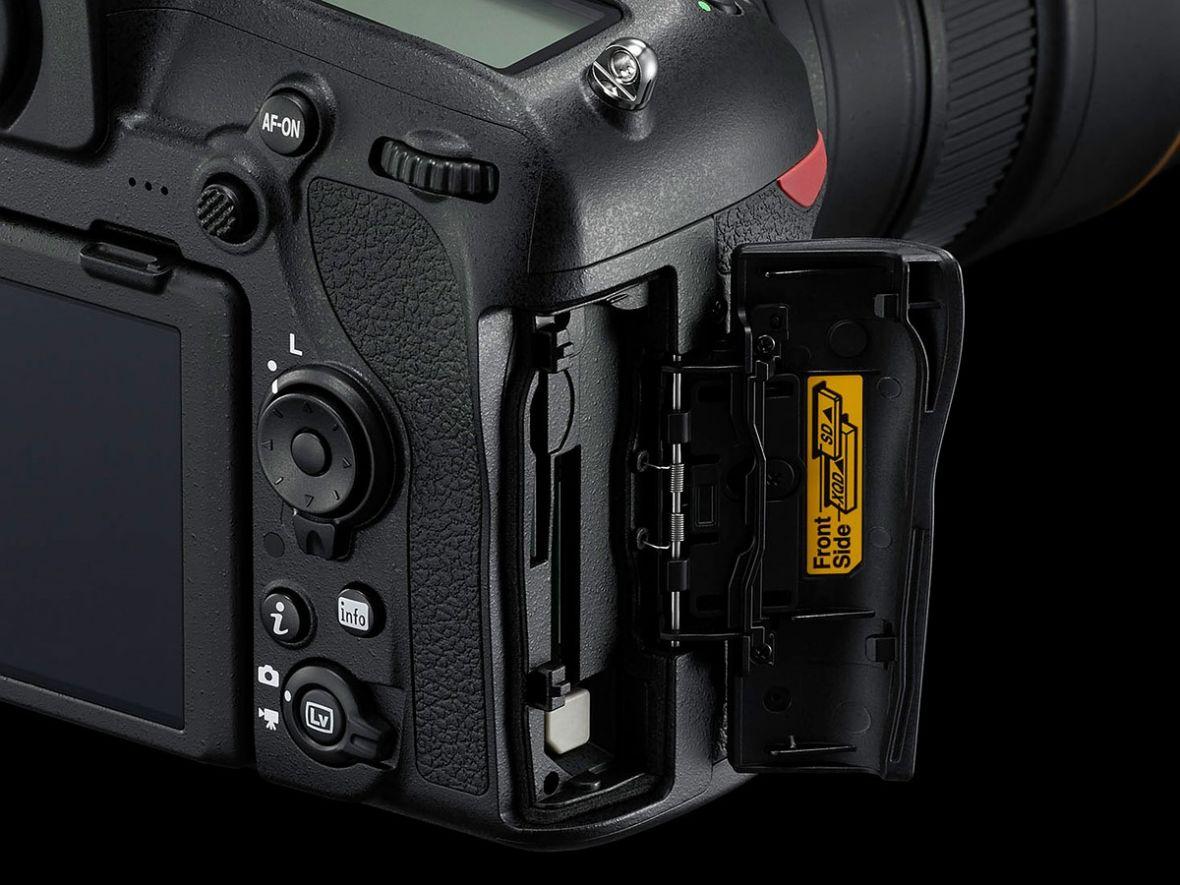 Nikon D850 już oficjalnie. Fotografuje w 45 MP i nagrywa w 4K