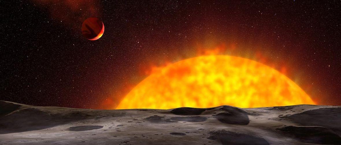 Wokół pobliskiej gwiazdy krążą cztery planety wielkości Ziemi. Ale zapomnijcie o ich podboju