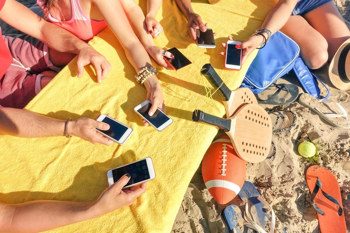 rynek smartfonow samsung apple huawei oppo xiaomi