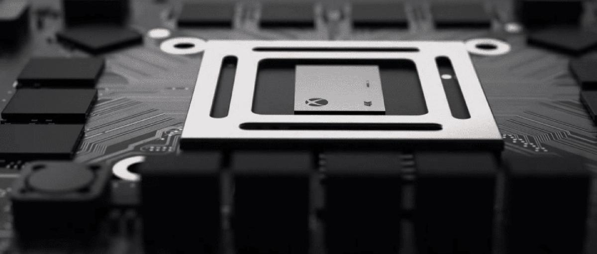 Scorpio Engine Xbox One X specyfikacja
