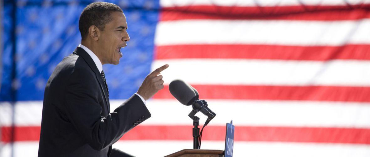 Wpis Obamy na Twitterze pobił rekord i stał się ważnym znakiem sprzeciwu