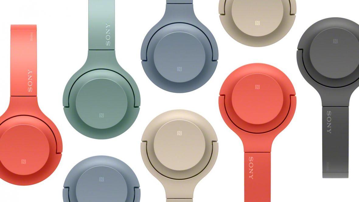 Sony zalewa nas nowościami. Na rynek wjeżdża sześć modeli bezprzewodowych słuchawek