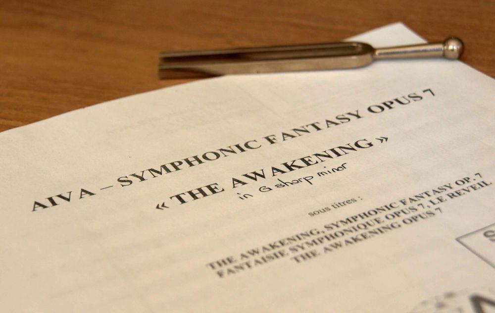 sztuczna inteligencja komponowanie muzyki