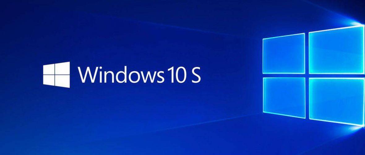 Windows 10 S (nie) dla wszystkich. Jest kilka dobrych powodów, by sprawdzić nowy system Microsoftu