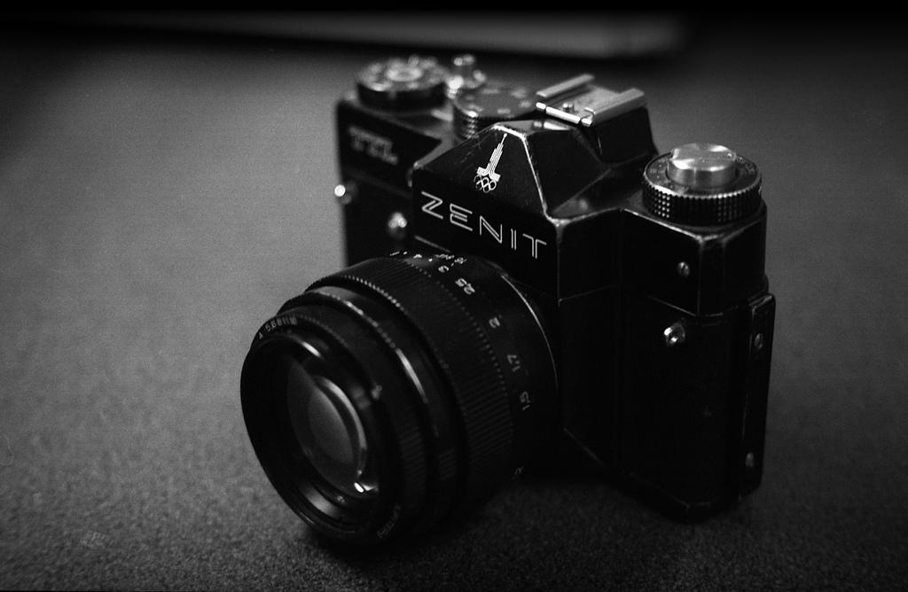 Powrót fotograficznej legendy. Nadchodzi cyfrowy Zenit, który powalczy z samą Leicą