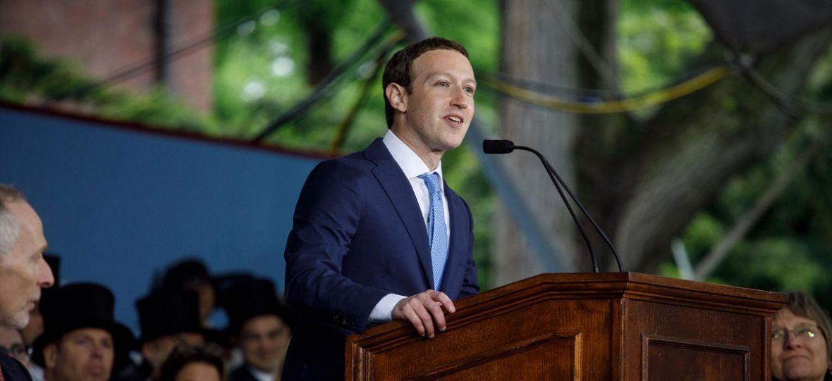 Mark Zuckerberg robi wszystko co trzeba, by zostać prezydentem Stanów Zjednoczonych. Przypadek? Nie sądzę