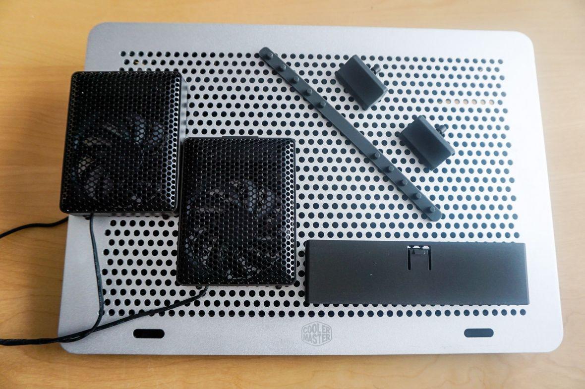 Podkładka chłodząca do laptopa na wypasie. Cooler Master MasterNotepal Maker – recenzja Spider's Web