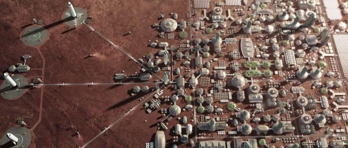Tak wygląda nowy plan Elona Muska na podbój kosmosu