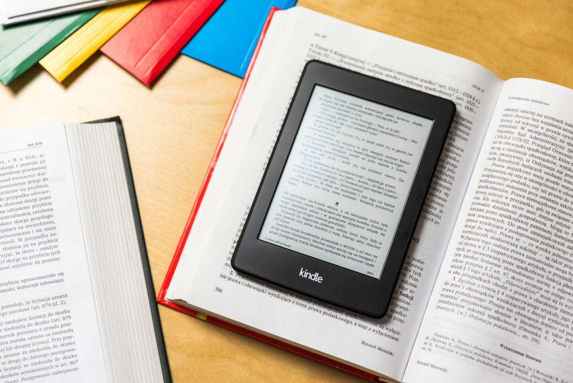 Kindle jakiego dziś znamy może przestać istnieć, gdy Amazon wejdzie do Polski