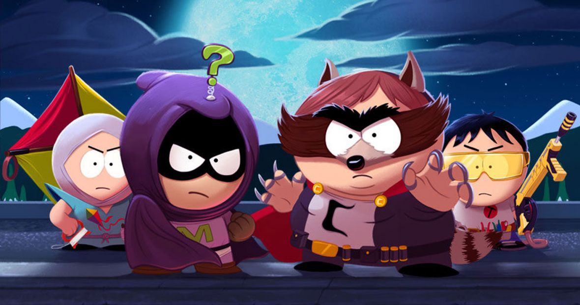 W South Park: The Fractured But Whole zwiększenie trudności zmienia kolor bohatera. Najgorzej mają czarnoskórzy