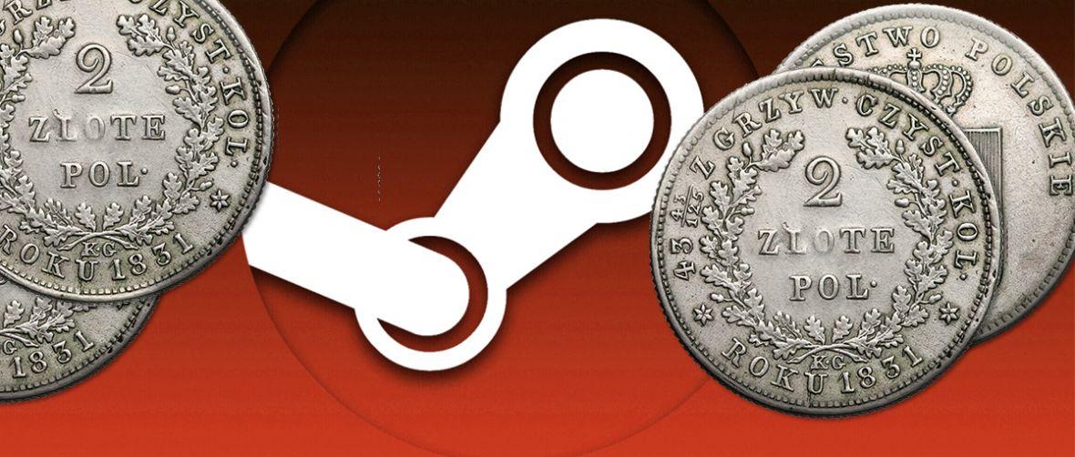 Złotówki już na Steam! Przelicznik jest korzystny, więc inne sklepy powinny teraz obniżyć ceny