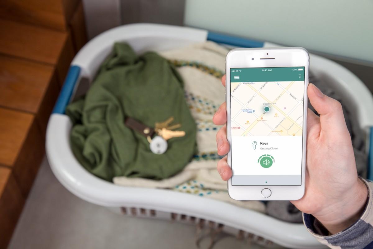 TrackR to lokalizator, który skutecznie rozwiązał. moje codzienne problemy