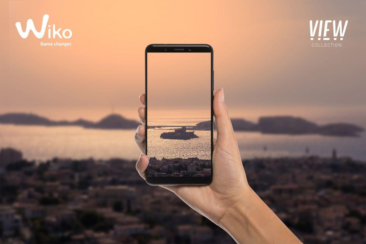 Podwójny aparat i wyświetlacz 18:9. To nie LG G6 – to smartfon Wiko za mniej niż 1000 zł