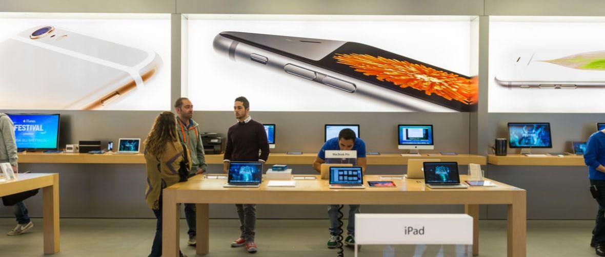 Apple zaktualizował swoje systemy. Zrobił to z powodu jednej literki