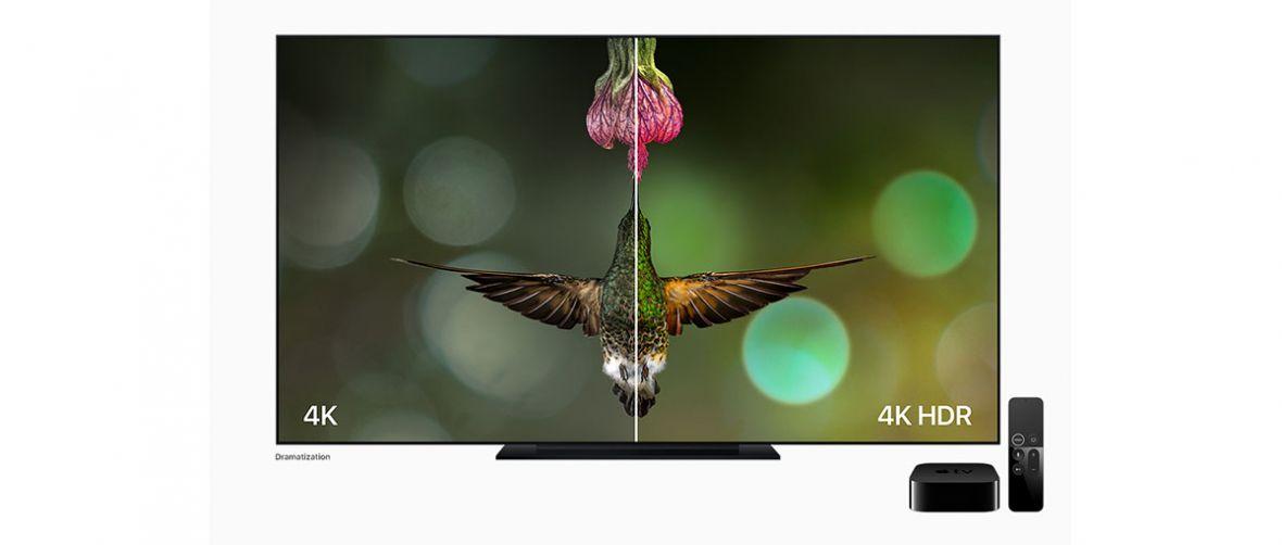 Najbardziej ekscytująca dla mnie nowość od Apple'a? Apple TV 4K. Serio