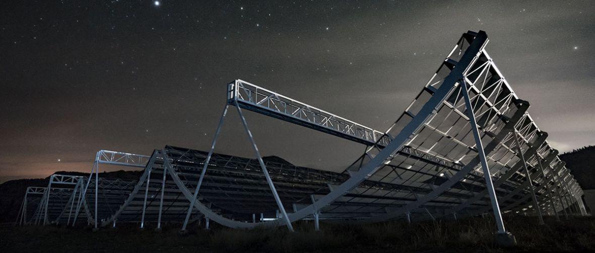 Kanadyjski radioteleskop będzie szukał odpowiedzi na kluczowe pytania o początek wszechświata