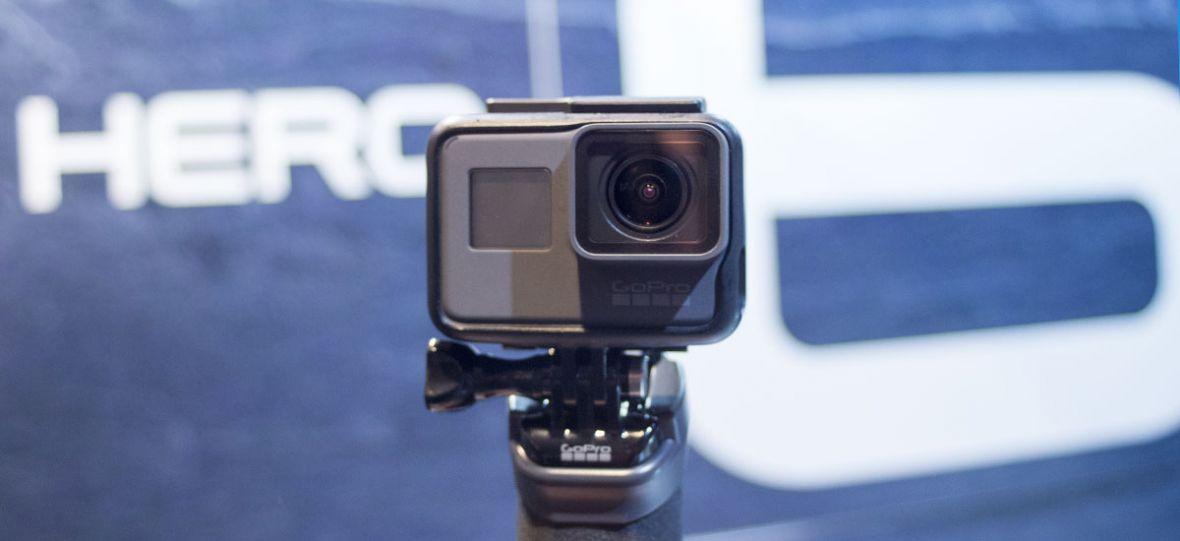 Hero6 to powrót do tradycji GoPro, czyli do czasów, w których każdy chciał mieć ich kamerę