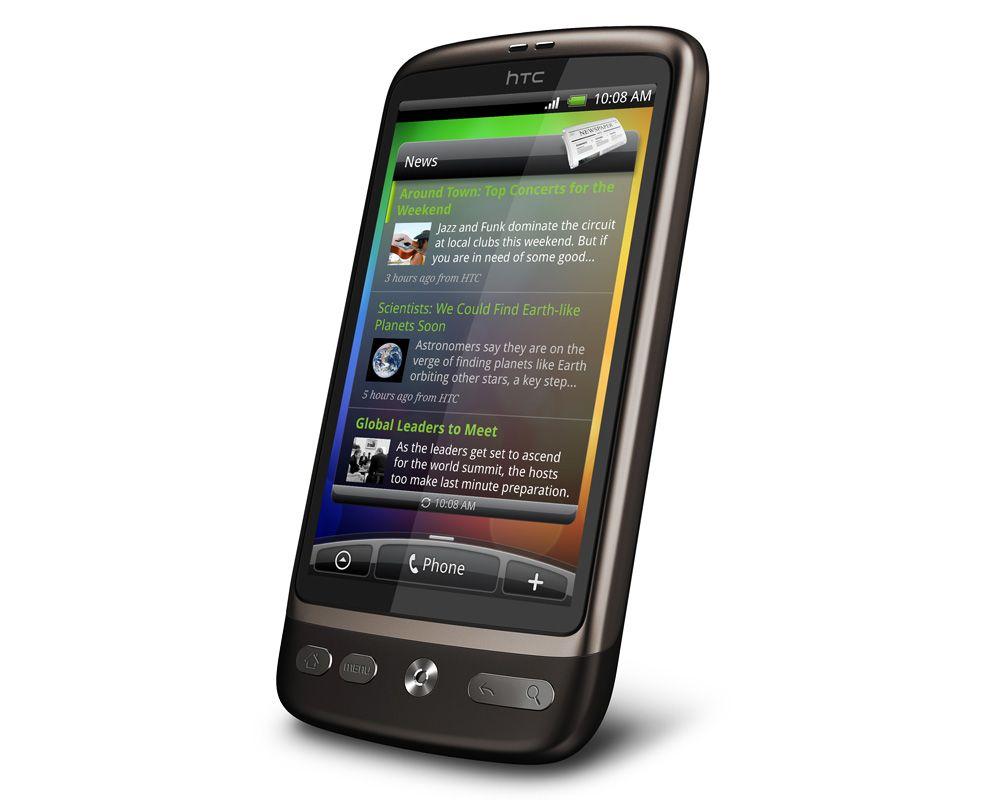 HTC historia Desire