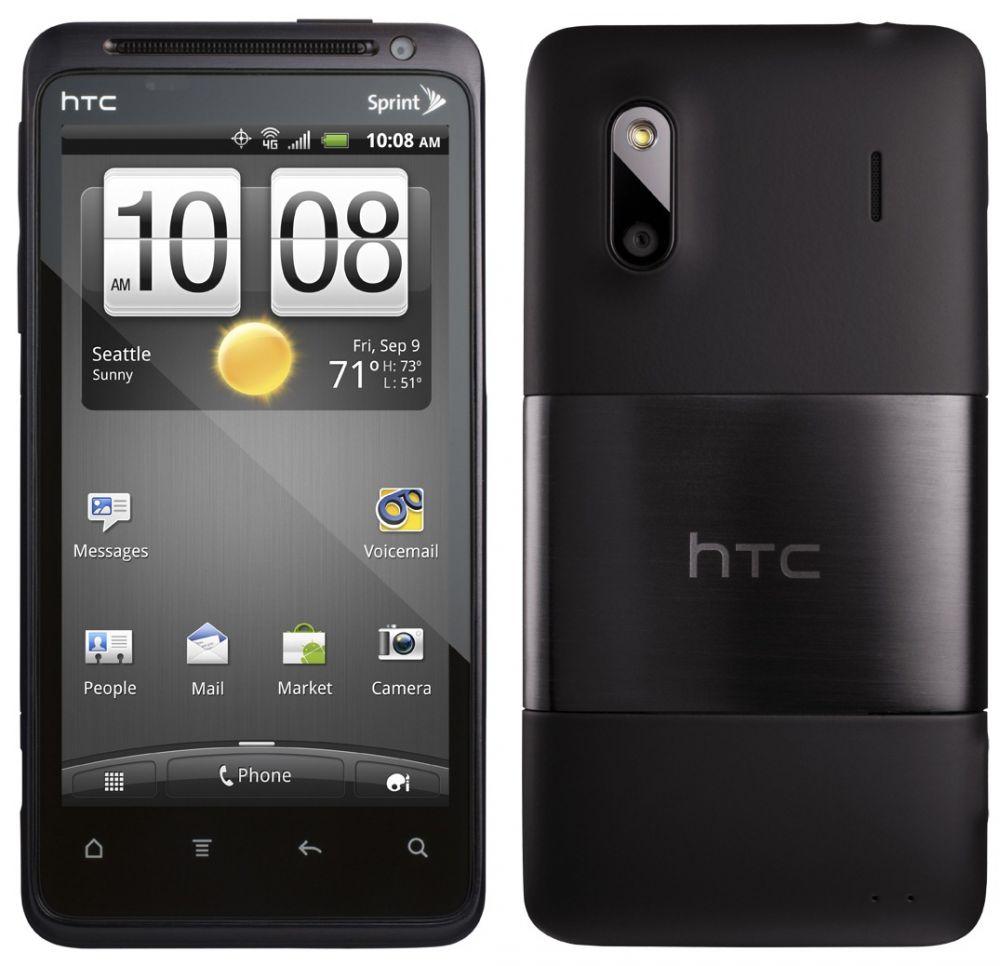 HTC historia Evo 4G