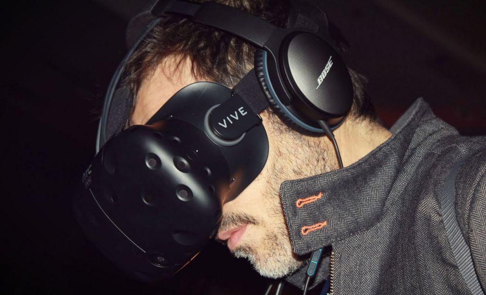 HTC historia Vive